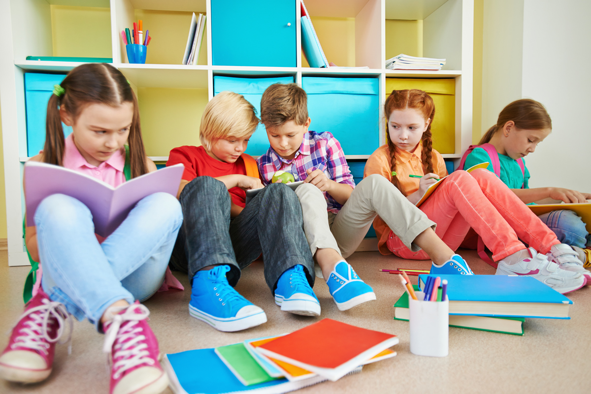 Commercial Flooring Services for Schools