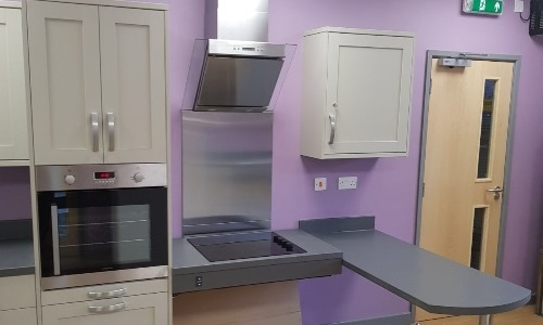 St Peter's Centre Inclusive Kitchen