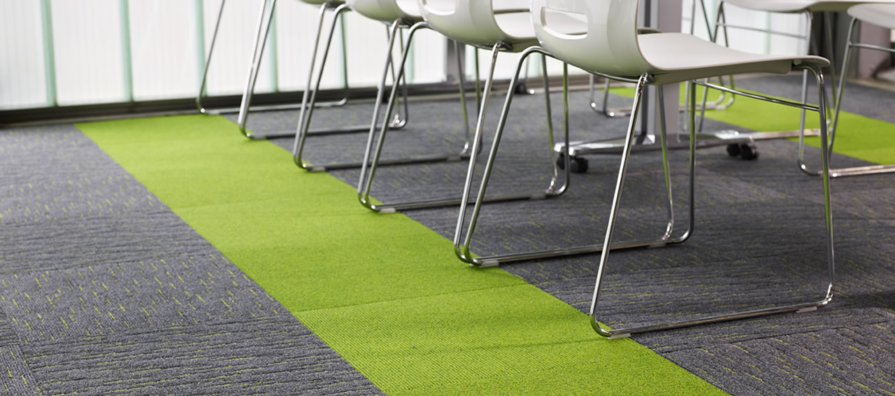 Carpet Tiles for your Commercial Premises